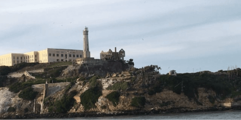 , Amazing Alcatraz discovery: Lasers reveal long-hidden military tunnel and fortifications