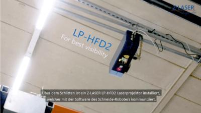 Z-LASER LP-HFD2 im Einsatz bei Hofmann GmbH