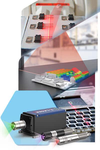 , Area di prodotti – Laser per l'elaborazione delle immagini