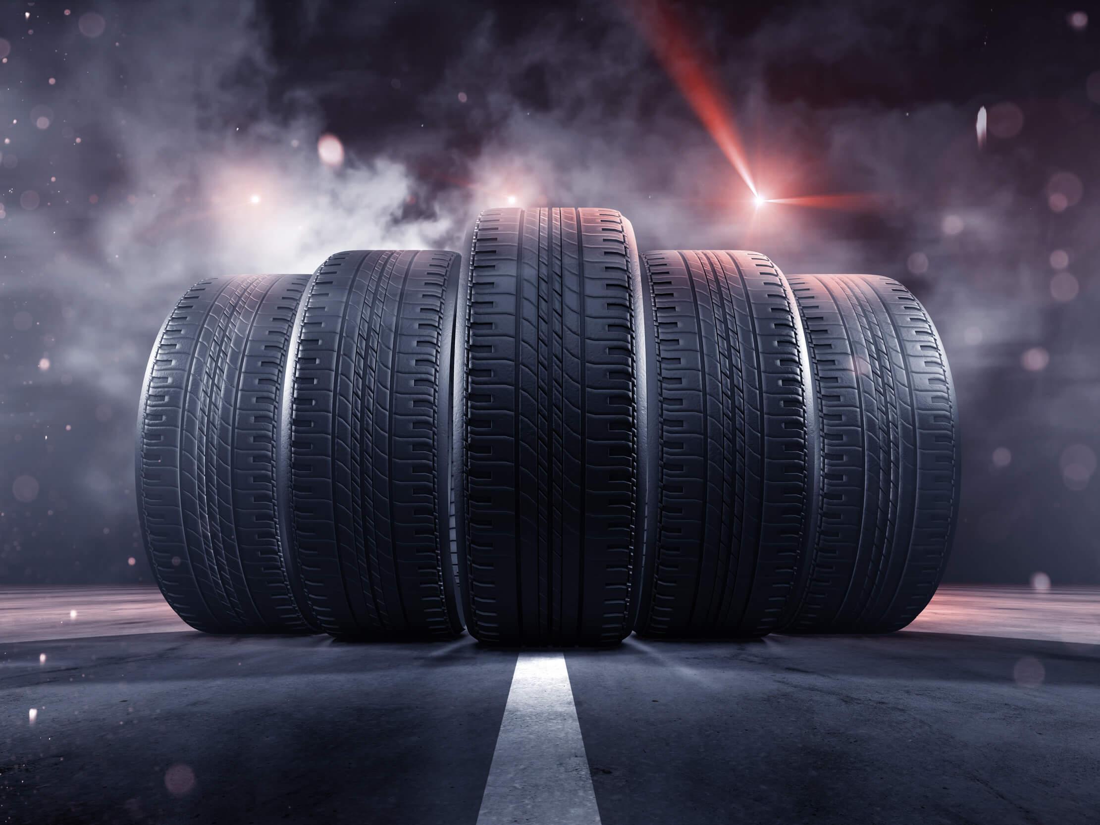 , Laser für die Reifenindustrie