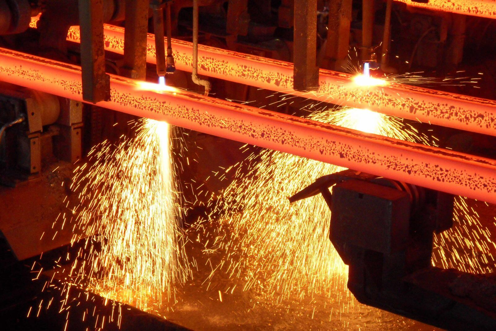 Lasers for the Metal, Steel and Aluminum Industries