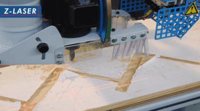 Laser News - Z-Laser Freibung - Lasersysteme und Laserprojektoren - Holzindustrie