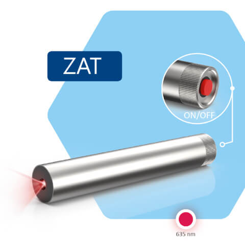, Z-LASER PRODUCT INNOVATION: ZAT – AUTONOMOUS AND FLEXIBLE