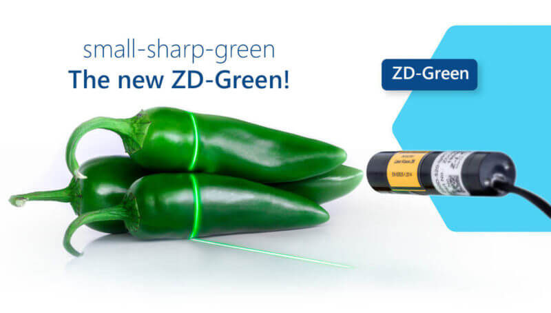 , New product from Z-Laser GmbH: the ZD-520 green