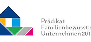 Prädikat Familienbewusstes Unternehmen 2019