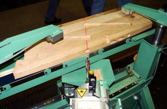 lasers for the wood industry, Lasers for the Wood Industry