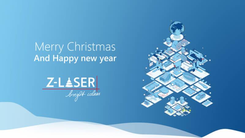 , Z-LASER Merry Christmas 2020