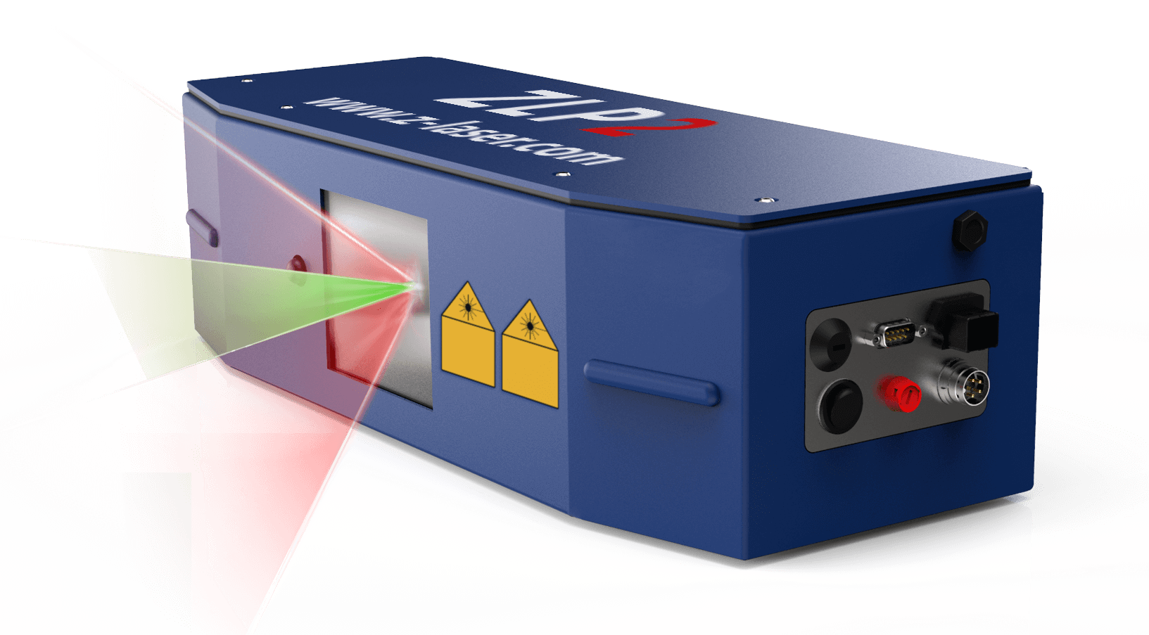 , Nordex relies on laser projectors from Z-LASER