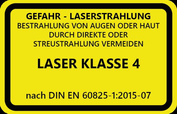 , Lasersicherheit
