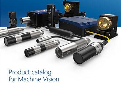 , Produktbereich – Laser zur Bildverarbeitung