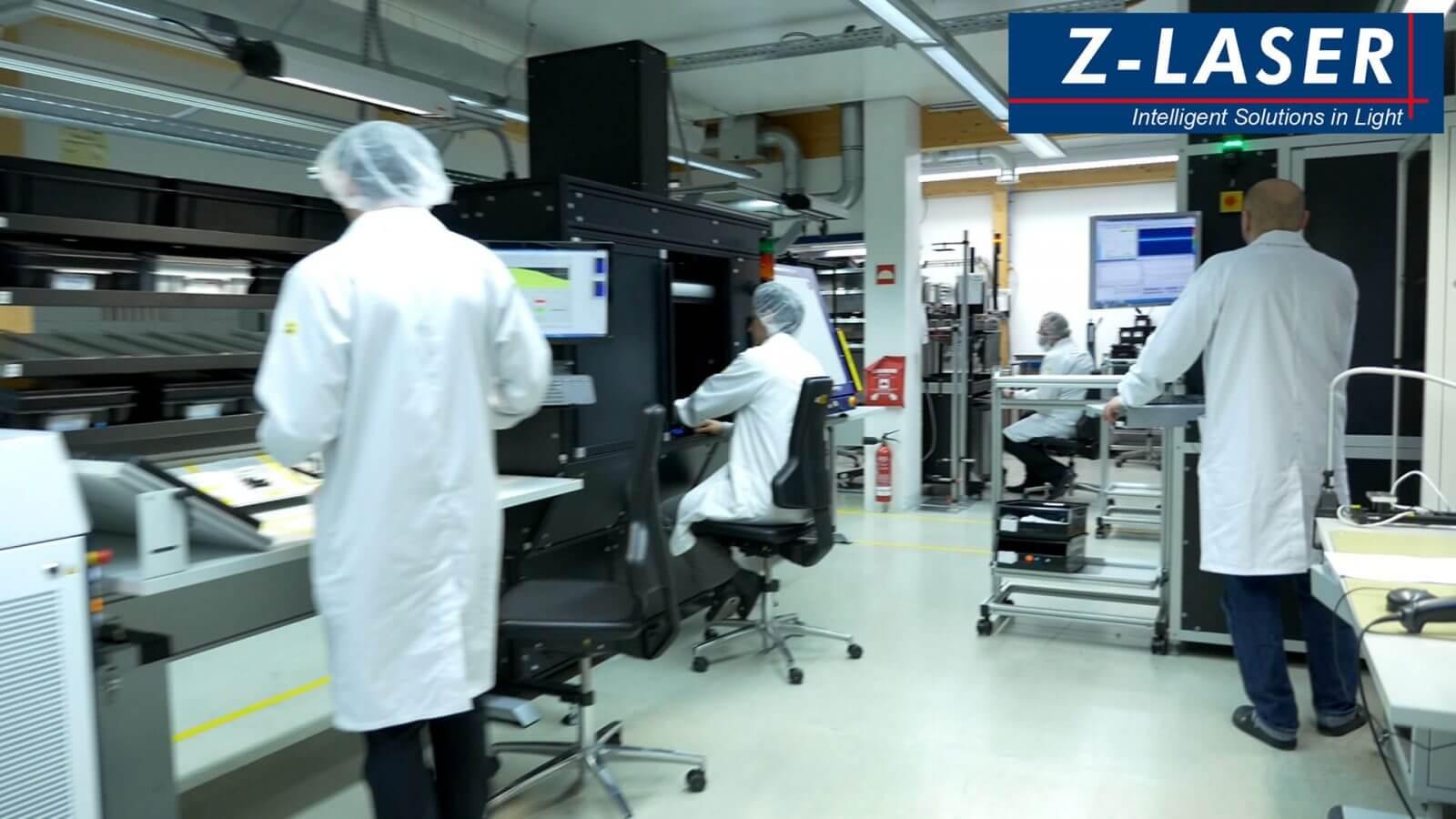 Laserherstellung