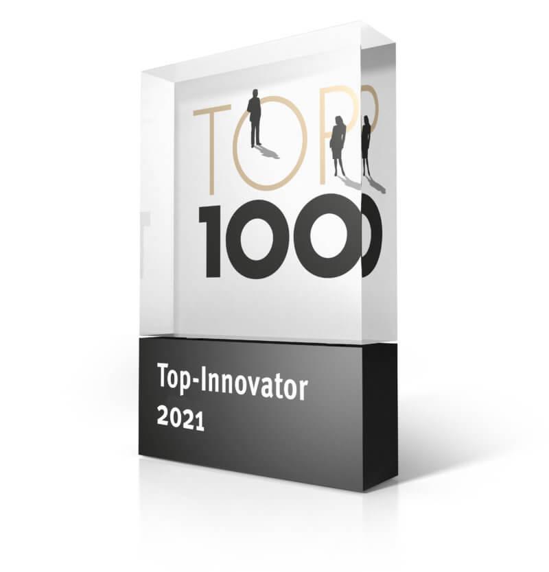 , Z-LASER GmbH receives TOP 100 seal