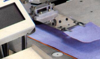 , Laser for the textile and leather industry