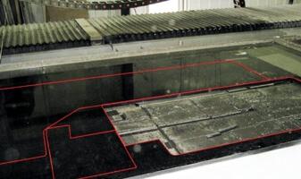 , Laser per l'industria della pietra, del vetro e della ceramica
