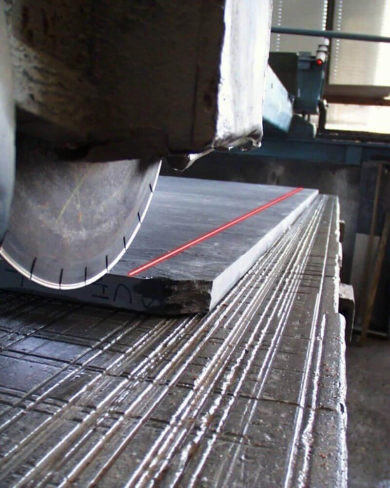 , Laser Projection of Saw Cuts