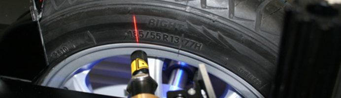 Laser News - Z-Laser Freibung - Lasersysteme und Laserprojektoren - Reifen