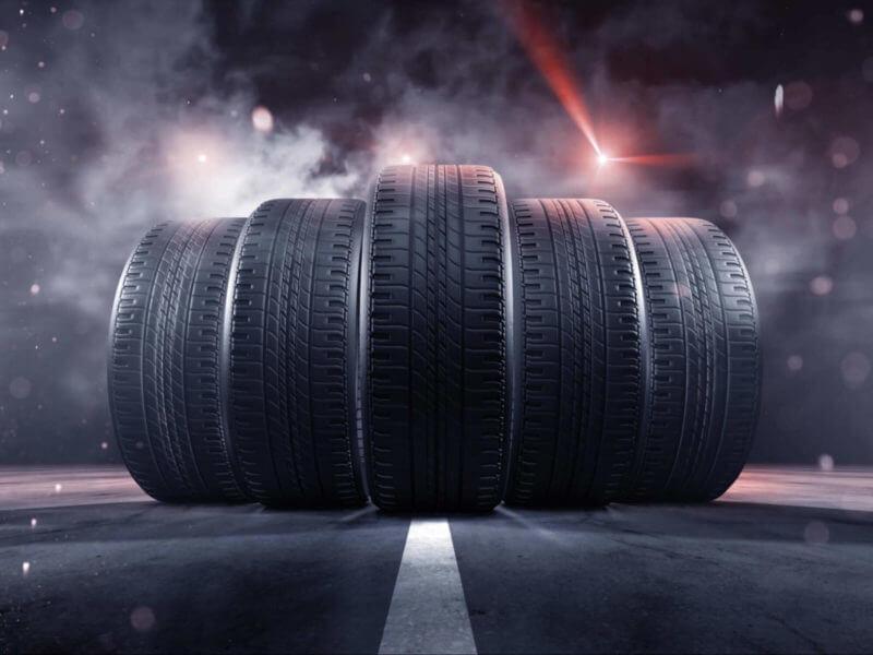 , Tire press