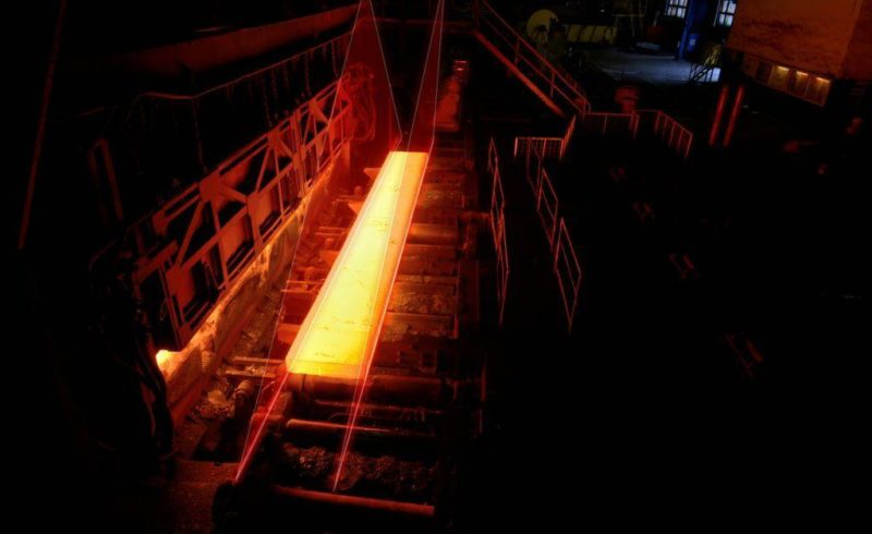, Acurate aligning of Steel Plates with Lasers