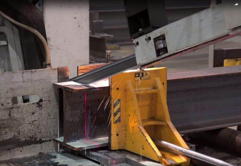 , Line Lasers for Metal band saws, band saws, miter saws