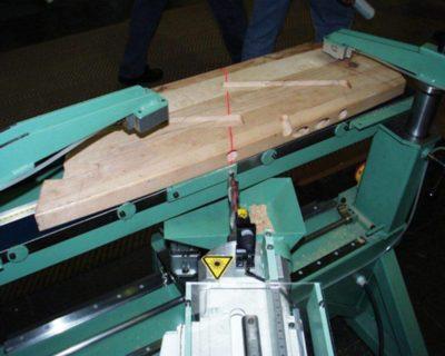 Laser News - Z-Laser Freibung - Lasersysteme und Laserprojektoren - Holz
